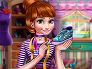 game Fashion Shoes Designer