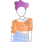 game Fashion Studio - African Style
