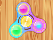 game Fidget Spinner Hero
