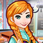 game Frozen Anna Classroom Cleanup