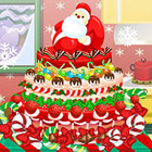 game Frozen Christmas Cake