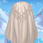 game Frozen Elsa Feather Chain Braids