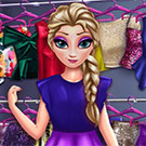 game Frozen Princess Wardrobe