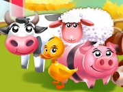 game Fun With Farms: Animals Learning