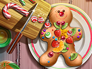 game Gingerbread Realife Cooking