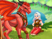 game Girls Fix It: Magical Creatures