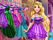 game Goldie Princess Wardrobe Cleaning