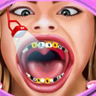 game Hannah Montana At the Dentist