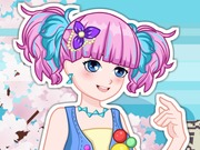 game Harajuku Dress Up 2
