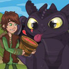 game How to Train Your Dragon: Lunch Surprise