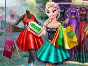 game Ice Queen Realife Shopping