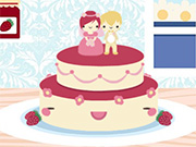 game Kawaii Wedding Cake