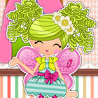 game Lalaloopsy Girls Pix E.Flutters Dress Up Game