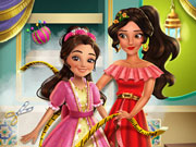 game Latina Princess Magical Tailor