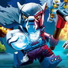 game Lego Legends Of Chima Car