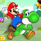 game Mario Adventure Star