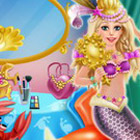 game Mermaid Carnaval Makeup Room