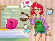 game Mermaid Coffee Shop