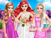 game Mermaid Princess Wedding Day