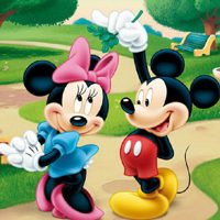 game Mickey And Minnie Difference