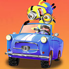 game Minions Crazy Racing