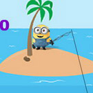 game Minions Fishing Day