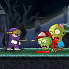 game Ninja Ben Vs Zombies