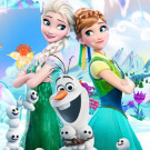 game Olaf Winter Adventure