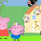 game Peppa And George In Alien Invasion
