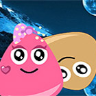game Pou And Princess Night Adventure