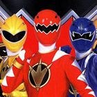game Power Rangers Dino Thunder: Red Hot Rescue