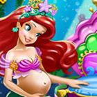 game Pregnant Ariel Maternity Deco