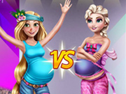 game Pregnant Fashion Show