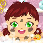 game Princess Baby Care