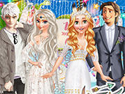 game Princess Boho Wedding Rivals