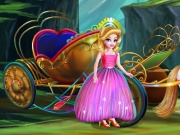 game Princess Carriage Car Wash