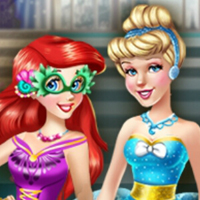game Princess Cinderella Enchanted Ball