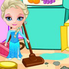 game Princess Elsa Clean