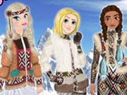 game Princess Eskimo Fashion