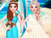 game Princess Girls Wedding Trip
