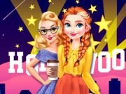 game Princess Hollywood Themed Dressup