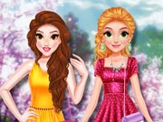 game Princess #Influencer SpringTime