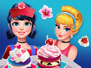 game Princess #InstaYuuum Macarons & Flowers