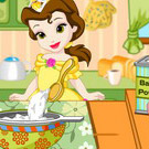 game Princess Kitchen Belle