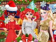 game Princess New Year Party