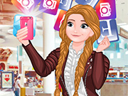 game Princess Social Media Butterfly