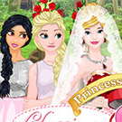 game Princess Wedding: Classic Or Unusual?