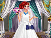 game Princess Wedding Dress Up