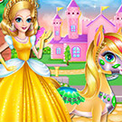 game Princess Zaira And Pony