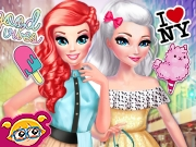 game Princesses Bffs In New York